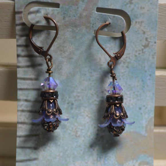 Jewelry - Handmade beaded earrings
